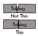 tubing-cut