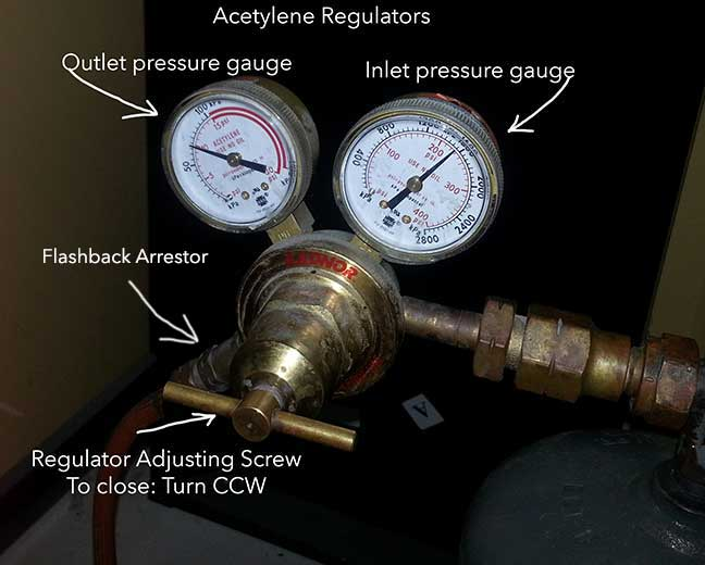Acetylene Propane Mapp And Oxygen Gases Torches Hoses