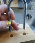 inserting-the-u-bolt